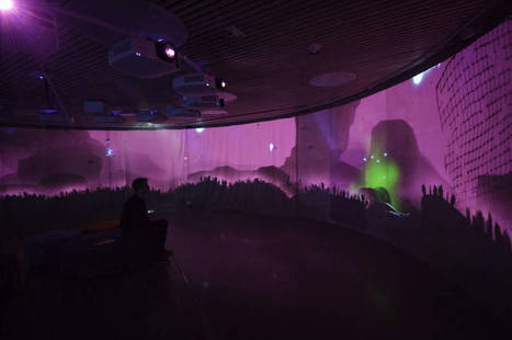 Incredible Interactive Marine Installation by Expology | Nouvelles technologies | Scoop.it