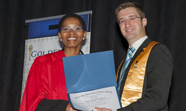 University of the Free State News Archive   Gavin Varejes - sport and philanthropy   Scoop.it