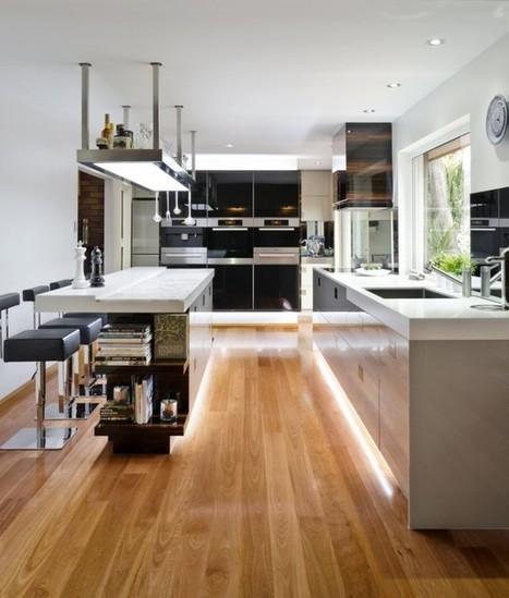 Two kitchens in one by Australian Designer Darren James | Kitchen and Bath Materials | Scoop.it
