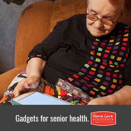 Technology Wards Off Loneliness for Aging Adults   Home Care Assistance of Boca Raton   Scoop.it