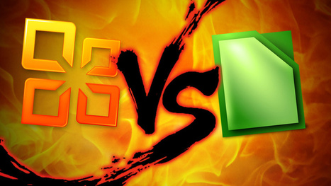 Battle of the Office Suites: Microsoft Office and LibreOffice Compared - Lifehacker | TDF & LibreOffice | Scoop.it