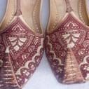 Handmade Khussa Shoes | Handmade Shoes | Scoop.it