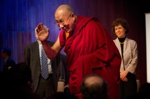 Dalai Lama Considers Climate Change At MIT Forum   Climate change challenges   Scoop.it