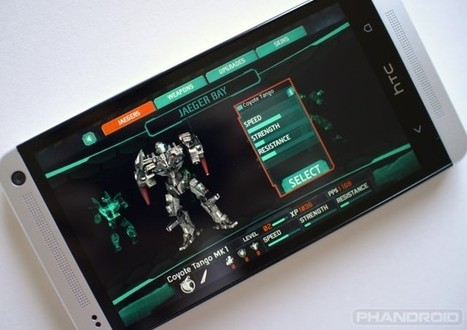 Review: Pacific Rim for Android, now available on Google Play - Droid Madness | Top ten fact | Scoop.it