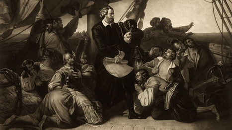 How Columbus Sailed Into U.S. History, Thanks To Italians | Horn APHuG | Scoop.it