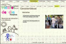 Madres de día - Atención y cuidados de niños y niñas hasta 3 años | El Badulake | Scoop.it