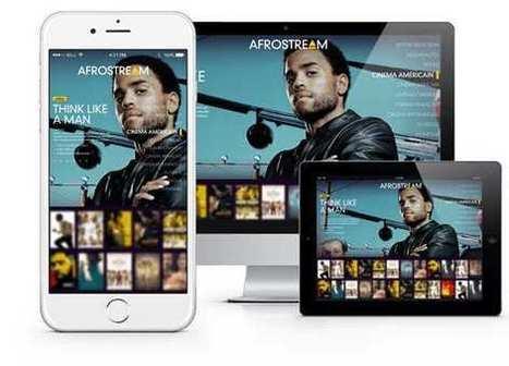Afrostream, le Netflix africain, accélère | La Nouvelle Télévision | Scoop.it