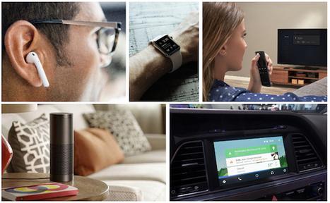À quoi va ressembler l'ère post-smartphone ? | Un monde nouveau :: A New World | Scoop.it