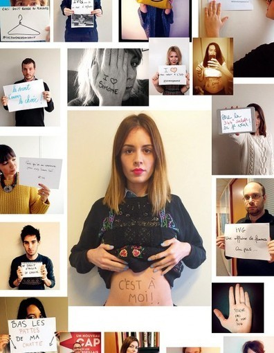 IVG en danger - Elle | l'avortement en france | Scoop.it