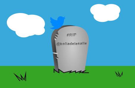 J'ai dit adieu à mes 6 500 followers sur Twitter, par @koliadelesalle   Think outside the Box   Scoop.it