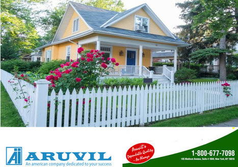 Benefits Of Having PVC Vinyl Fencing Around Your Property | Aruvil International Inc | Scoop.it