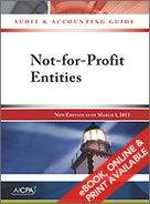 Not-for-Profit Entities Audit and Accounting Guide | AICPA | Organization Management | Scoop.it