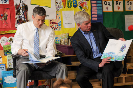 Michigan Gov. Rick Snyder backs Common Core school standards blocked in ... - MLive.com | college and career ready | Scoop.it