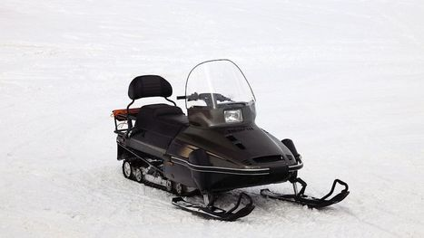 Canadian Government Developing a Stealth Snowmobile - ABC News | Murder | Scoop.it