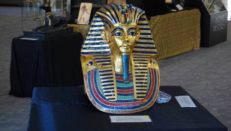 Relics of ancient Egypt in church exhibition - Warrnambool Standard | Ancient world crimes | Scoop.it