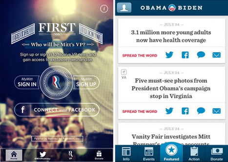Social Media at the Polls: Turning Likes and Follows Into Votes for President | Obama vs Romney - Medios Sociales | Scoop.it