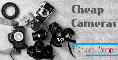 Buy Cameras From The Branded Sites | Cheap Camera Store | Scoop.it