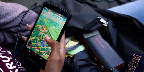 «Pokémon Go » peut ACCÉDER à votre compte Google | Machines Pensantes | Scoop.it