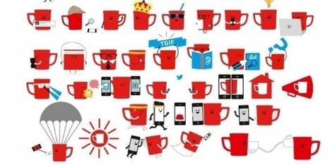 Nescafé lance son langage d'émoticônes | Marketing innovations | Scoop.it