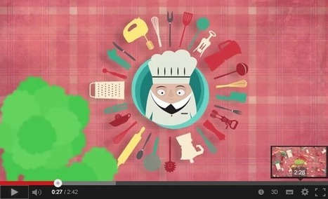 [Video] How to bake a broccoli quiche? A view on Organizations   Cité du Management   Scoop.it