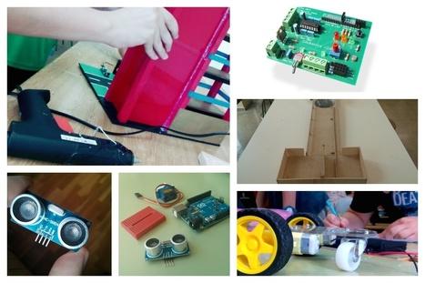 Prácticas con Arduino para 4º de ESO | Teknologia DBH eta Batxillergoan | Scoop.it
