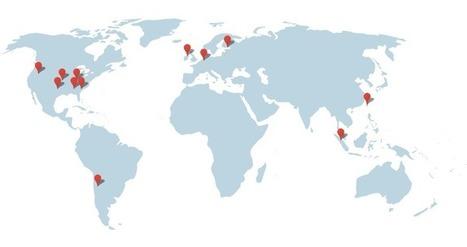 Google ouvre ses premiers data centres en Asie - webdo | Datacenters | Scoop.it