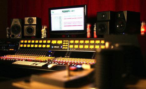 API 1608 Recording Console | Mixer Consoles | Scoop.it