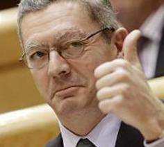 El ministro de Justicia, Ruiz Gallardón, un lobo vestido con la piel de uncordero | Partido Popular, una visión crítica | Scoop.it