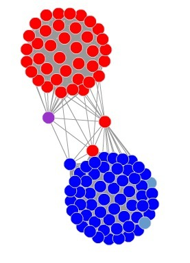 What Does Your Internal Collaboration Enterprise Social Graph Look Like? | Social Media Today | Communities & Collaboration | Scoop.it