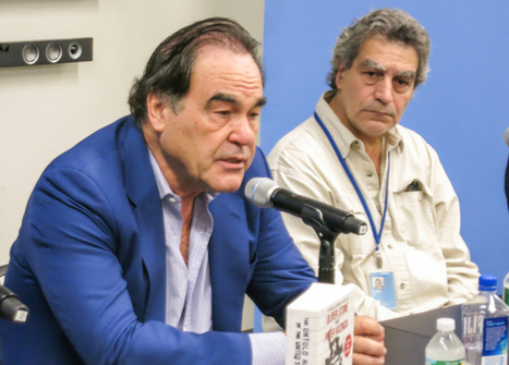 Oliver Stone's American history: 'We're not under threat. We are the threat' | Global politics | Scoop.it