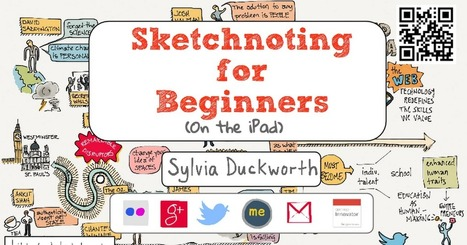 Sketchnoting for Beginners | K-12 Web Resources | Scoop.it