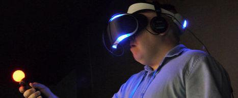 Exclusif: on a testé le Project Morpheus de Sony pour PS4 | Sony | Scoop.it