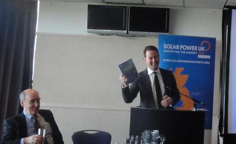 Greg Barker's Solar Roadshow speech in full | Solar Style News | Scoop.it