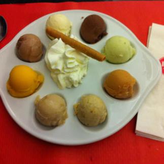 Brunch Givré de l'été | Magazine gastronomie | Bottin Gourmand | La passion de la glace du sorbet, et des desserts glacés ! | Scoop.it