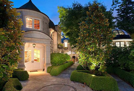 One of Vancouver's most lavish mansions sold to Chinese businessman for over $51 million | EconMatters | Scoop.it
