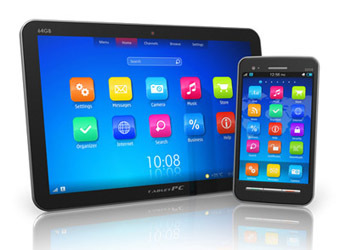 Tablets to hit 30% penetration next year, growth rivals smartphones   Audiovisual Interaction   Scoop.it