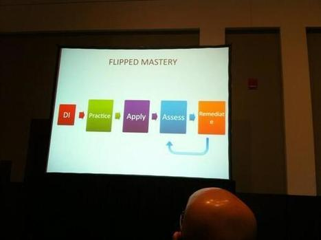Jon Bergman on Why the iPad is Perfect for Flipped Classroom – from Beth Holland | BYOD | Scoop.it