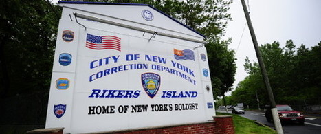 Rikers Island Guard Repeatedly Raped 2 Women Inmates, Says Lawsuit | SocialAction2015 | Scoop.it