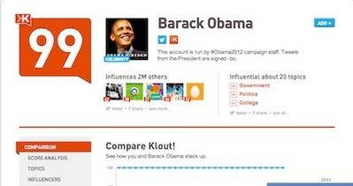 Klout - los 100 puntos de influencia | Cibermedios | Scoop.it