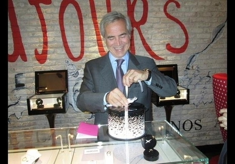 French Luxury Jeweler Mauboussin Plans US Expansion - Forbes | keyRetail Weekly | Scoop.it