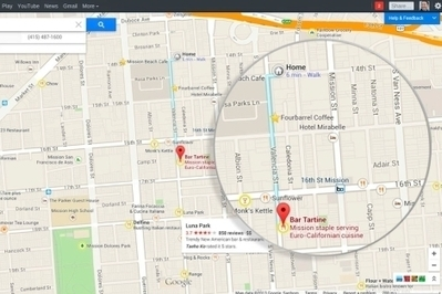 Google Maps, ahora a medida | Mundo digital | Scoop.it