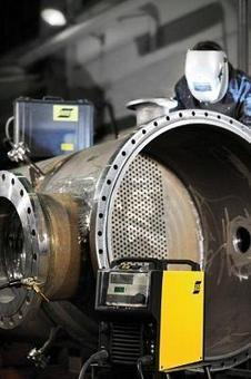 Equipment from ESAB enables Pressurefab Group to achieve high-productivity welding | Application Story | Source | Welding, Machining | Scoop.it