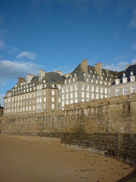 Restaurant Coté Sens Saint Malo - Deux toques au Gault & Millau 2011 et un coup de coeur ! | Voyages et Gastronomie depuis la Bretagne vers d'autres terroirs | Scoop.it