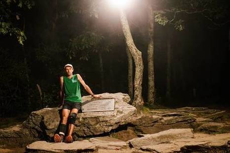"KARL ""SPEEDGOAT"" MELTZER SETS NEW APPALACHIAN TRAIL THRU-HIKE SPEED RECORD 