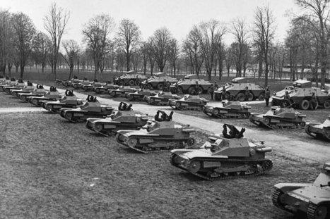 World War II's Strangest Battle: When Americans and Germans Fought Together | Chroniques d'antan et d'ailleurs | Scoop.it