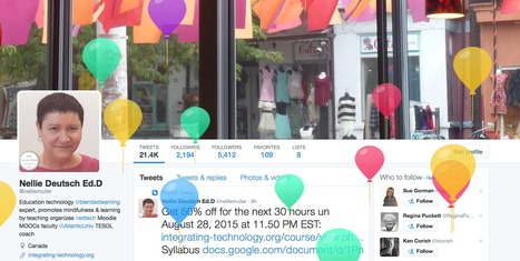50% Off All Courses on my Birthday | Blended Online Learning | Scoop.it