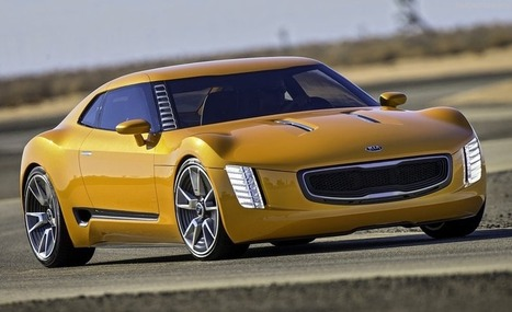 Kia GT4 Stinger: especificaciones del coupé de Detroit 2014 en Latam Review | Cars Reviews and News | Scoop.it
