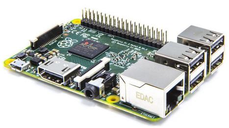 Raspberry Pi 2, la potenza di un PC a soli 35 dollari - Wired | rocmvv | Scoop.it