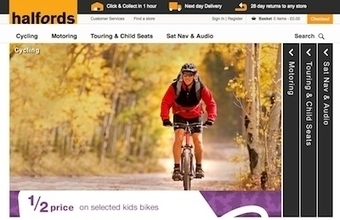 Halfords integrates product data | News | Retail Technology | ICT NEWS FOR BUSINESS 2013 | Scoop.it