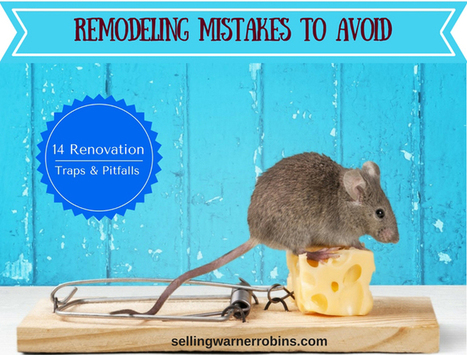 How To Avoid Top Home Remodeling Mistakes | Top Real Estate and Mortgage Articles | Scoop.it